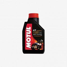 Motul ester synthetic blend egine oil