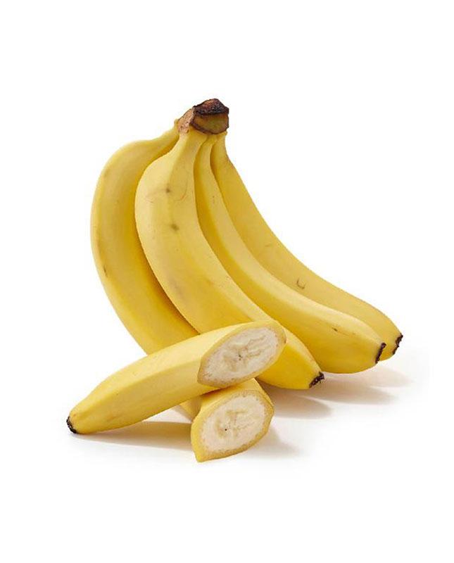 Raw fresh banana robusta / kela